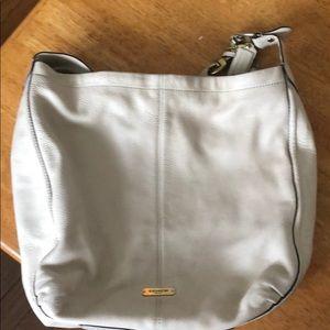 Cream/ivory Coach Bag